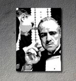 The Godfather- Don Vito Corleone POP ART obraz na stenu
