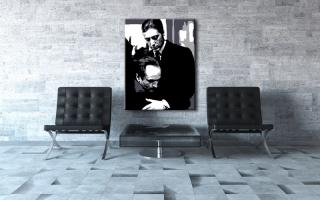 The Godfather AL PACINO  POP ART obraz na stenu